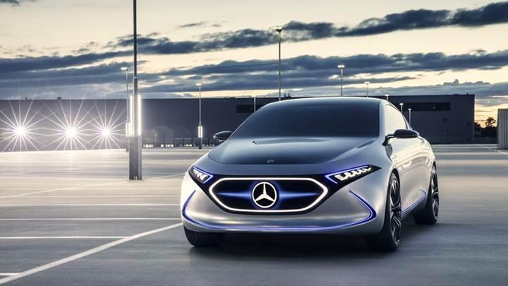 Mercedes выпустит люксовый седан S-класса для конкуренции сTesla
