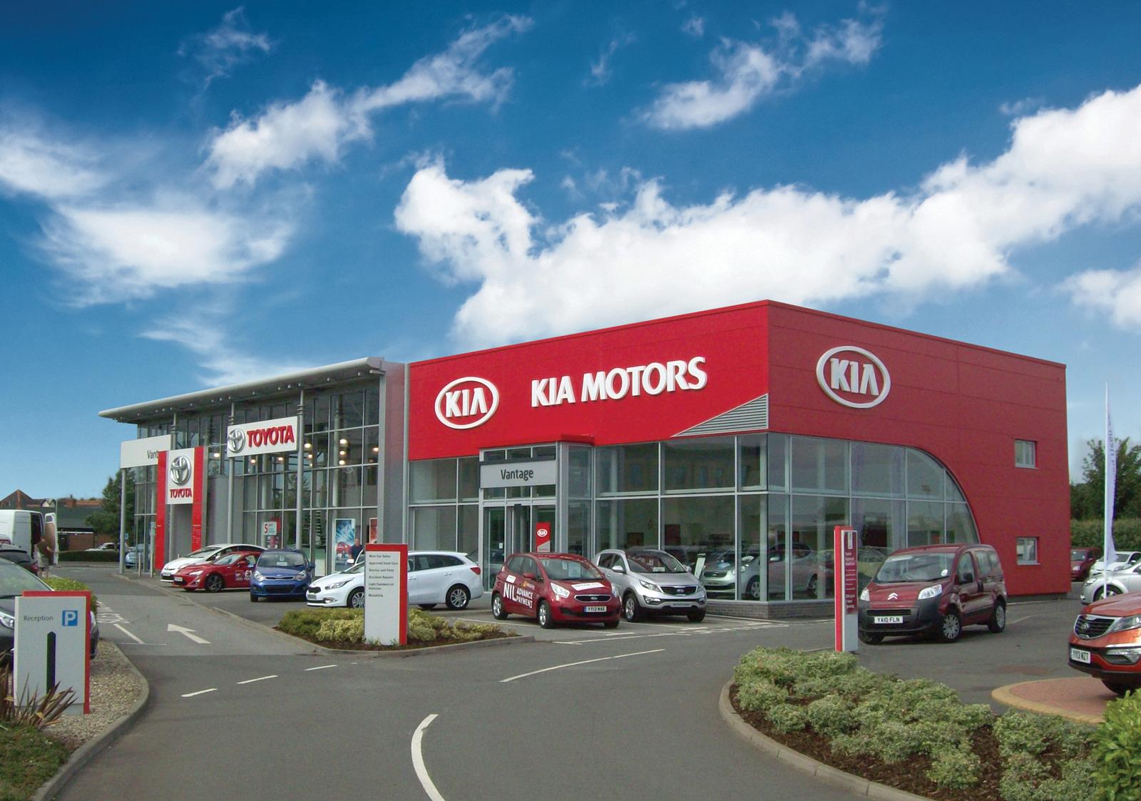 Мартовские продажи подержанных авто Кия увеличились на20%