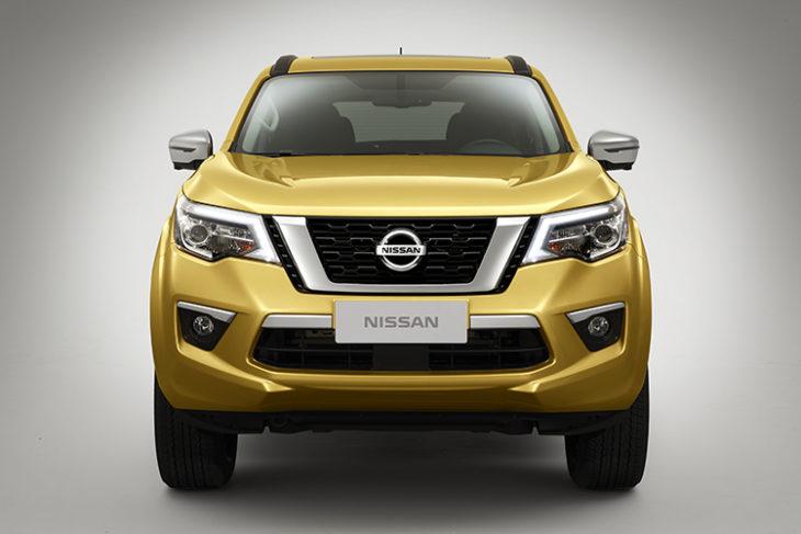 Объявлены цены на новый рамный внедорожник Nissan Terra