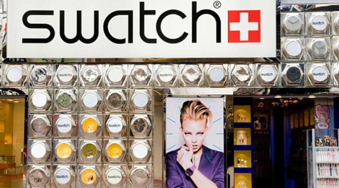 Apple подаст в суд на Swatch за схожее звучание рекламных слоганов