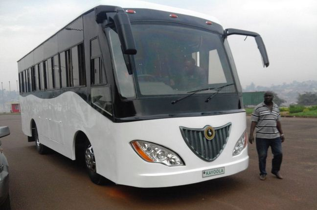 Компания Kiira Motors изУганды будет производить массово электромобили