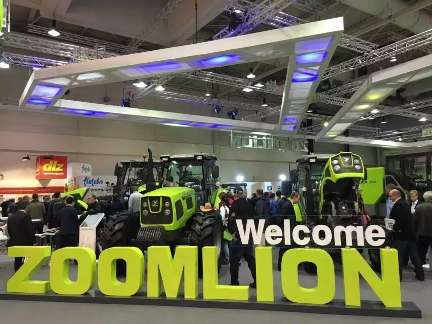 Китайская компания Zoomlion построит под Минском автомобильный завод за 45 миллионов долларов