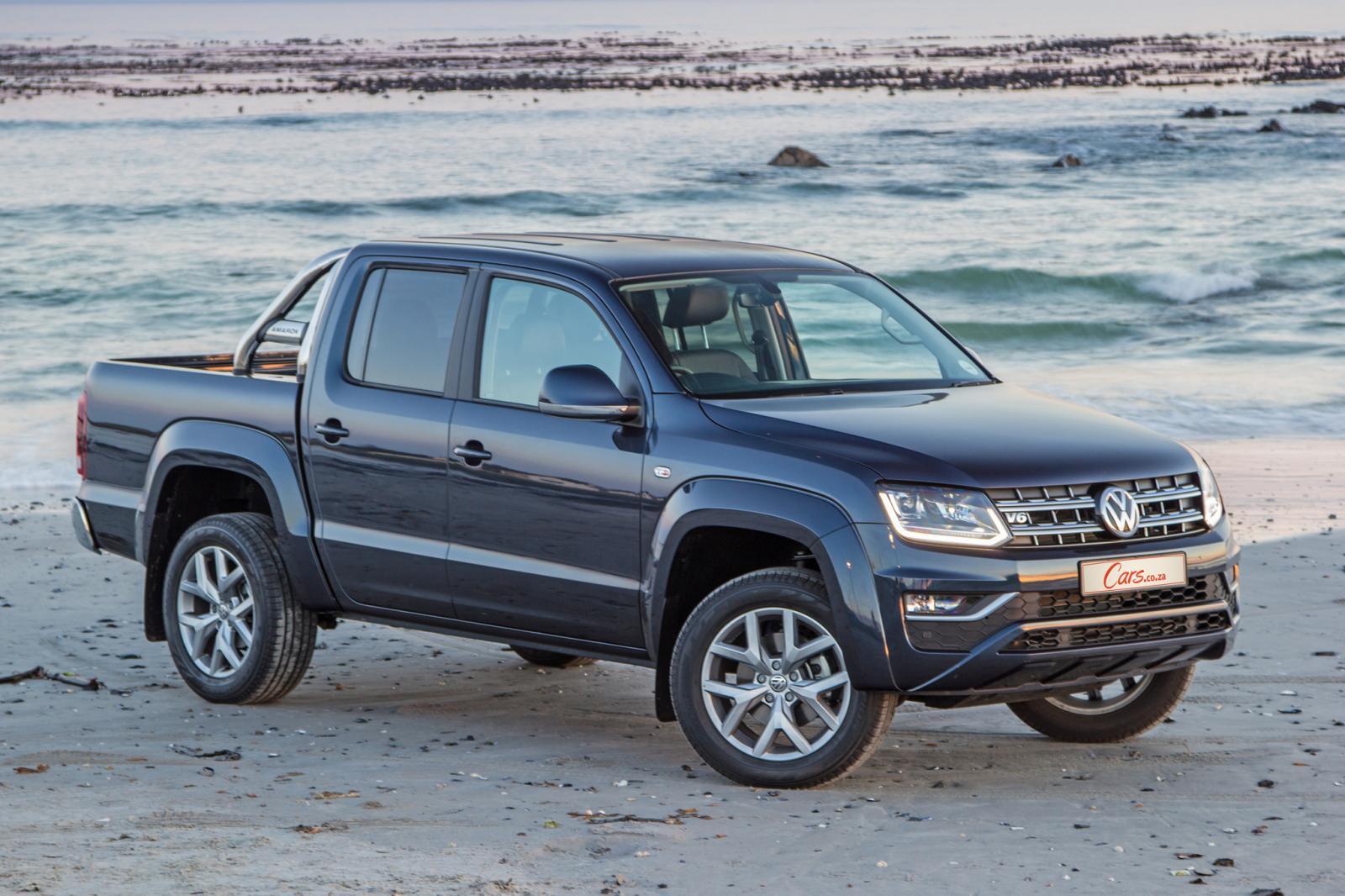 Volkswagen повысил цены напикап Amarok
