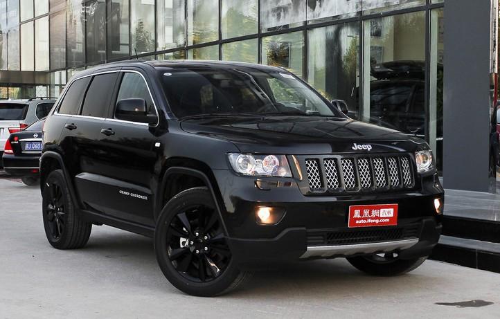 Продажи Jeep в Российской Федерации  растут