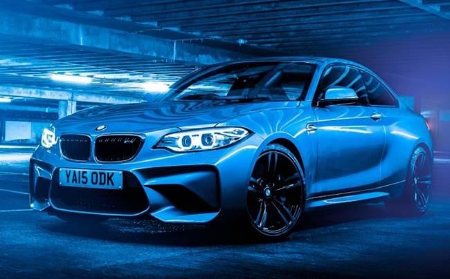 Готовится выход двух «заряженных» версий купе BMW М2