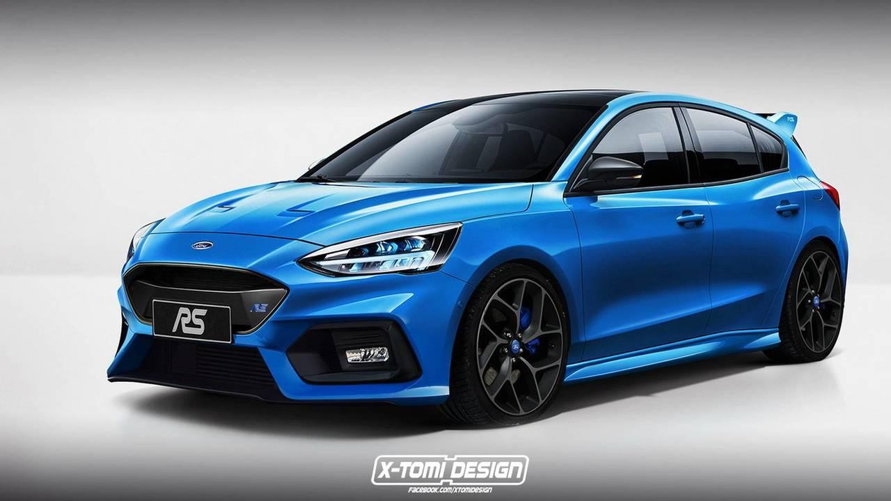 Что уже известно оновом поколении Ford FocusRS?