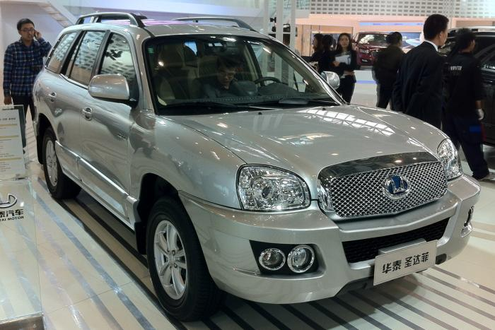 Hawtai обновил копию Hyundai ix35 class=