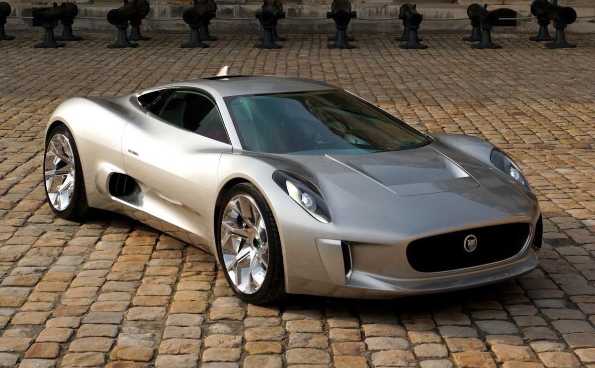 Ягуар планирует сделать брендовый гибридный спорткар