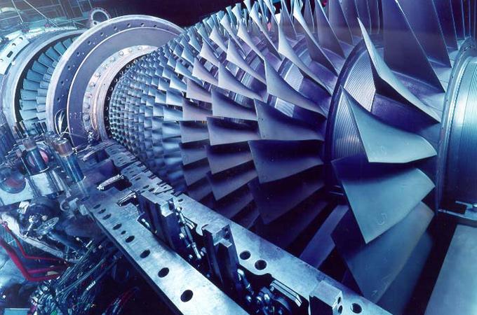 В РФ  разработают газовую турбину смощностью до120 МВт