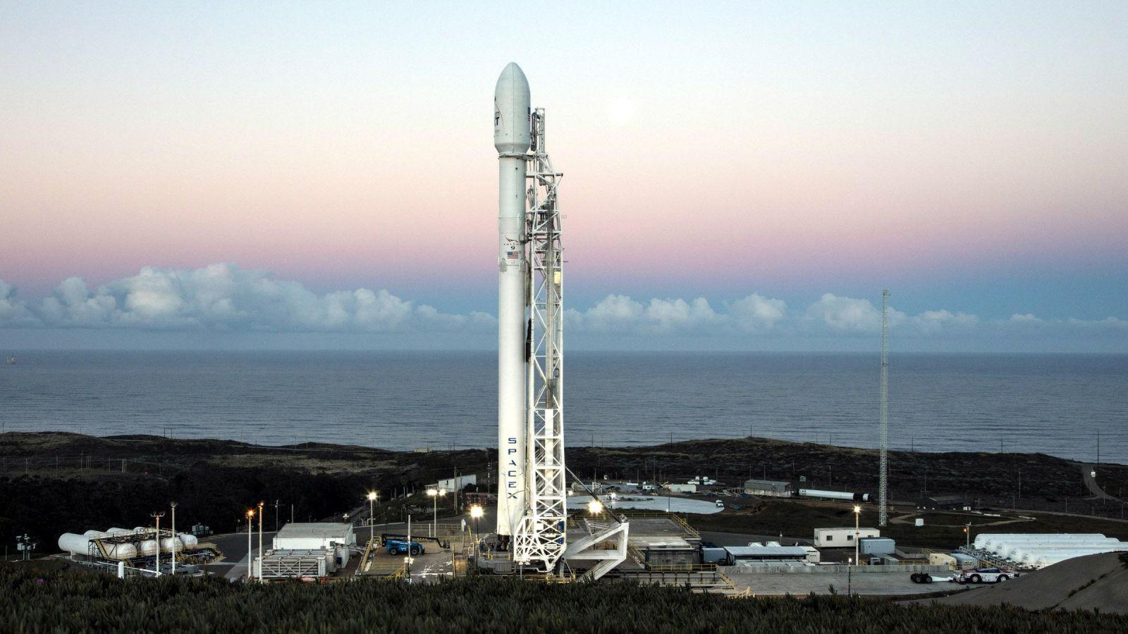 SpaceX отложила запуск ракеты стелескопом TESS для поиска экзопланет