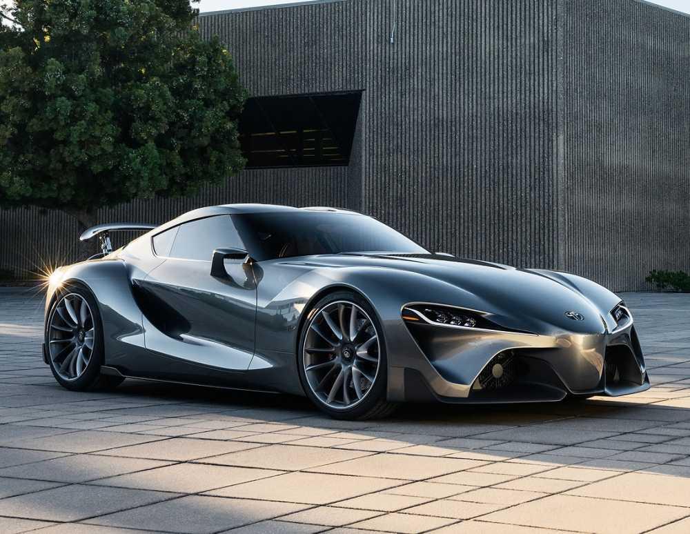 Новый спортивный автомобиль Тоёта Supra получит разработанный БМВ мотор