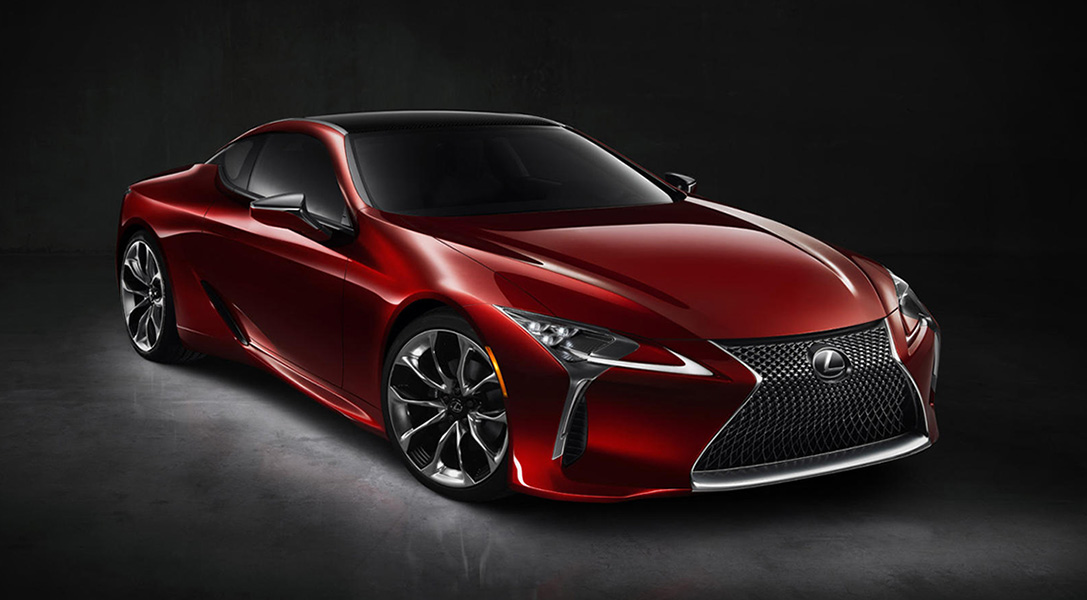Продажи нового купе Lexus LC500 превысили все ожидания class=