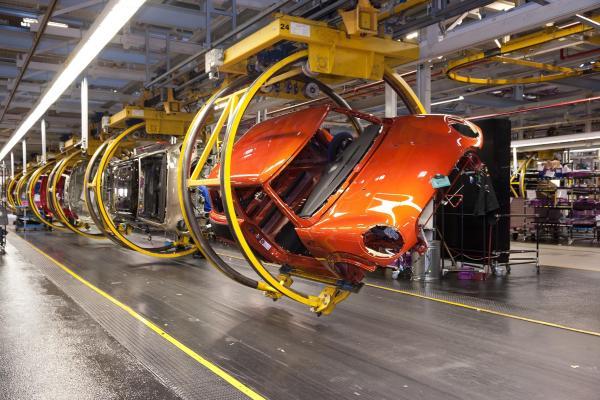 В Англии работа заводов Мини приостановлена из-за забастовки