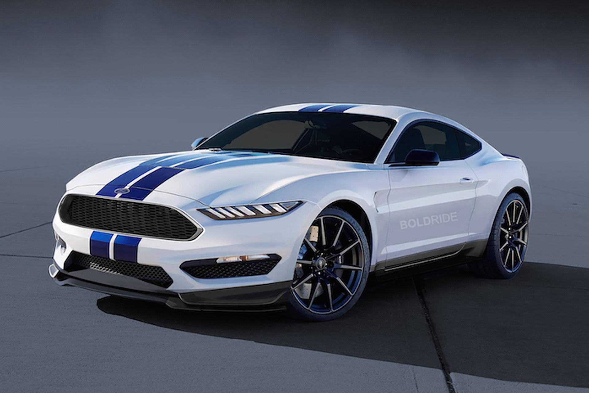 Текущее поколение Форд Mustang получит гибридную версию к 2020г