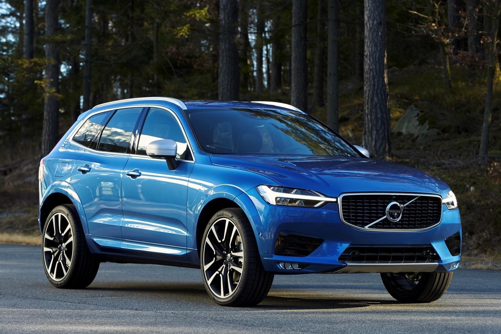 Volvo выпустит семейство компактных автомобилей