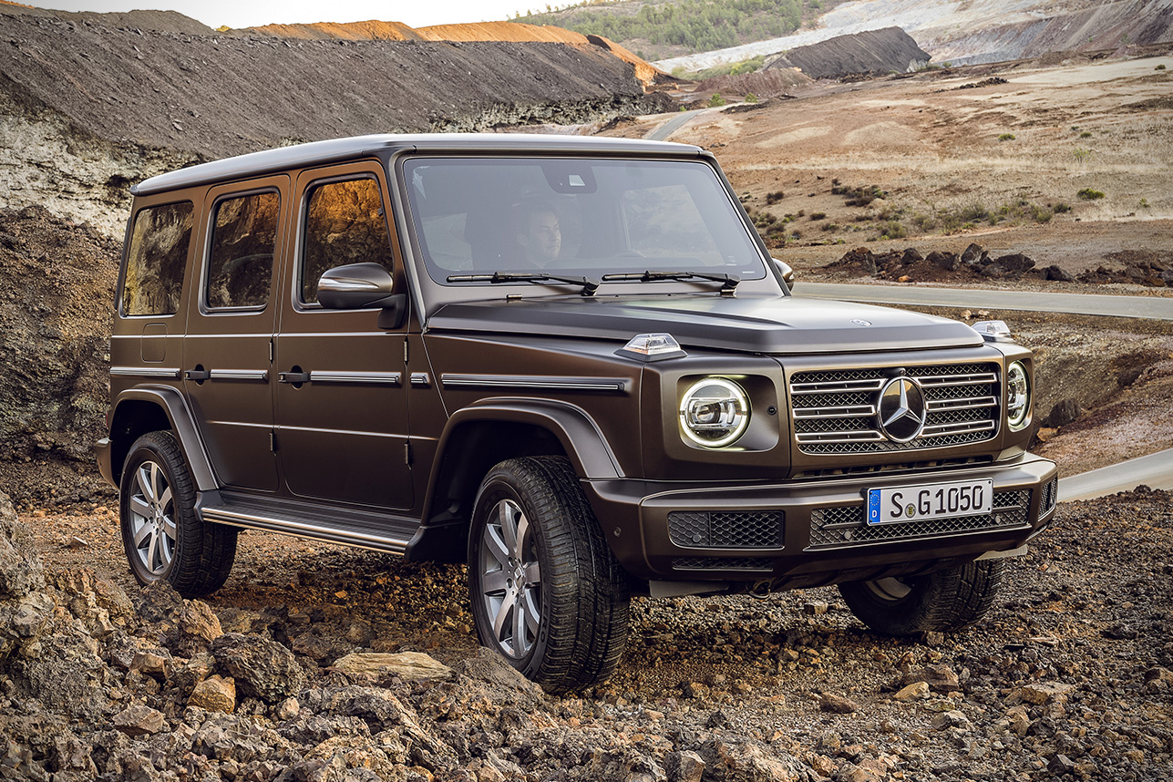 В России спрос на Mercedes-Benz G-Class превышает предложение