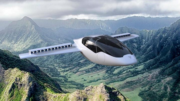 ВГермании прошли тестирования электровертолета Lilium Jet свертикальным взлетом ипосадкой