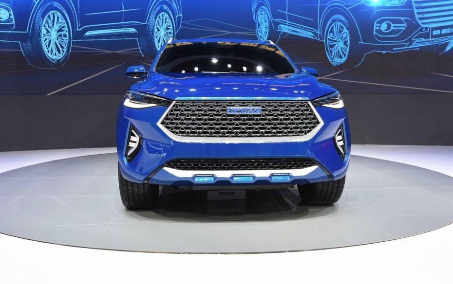Haval представил гибридное кросс-купе HB-03 PHEV Concept