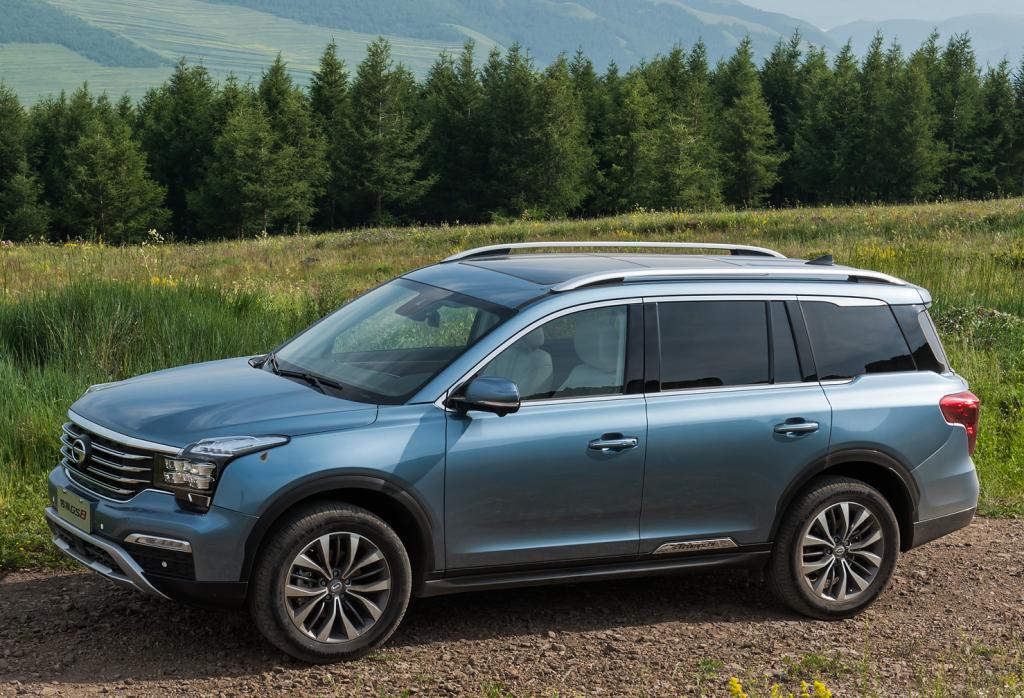 Доля SUV в продажах китайских марок на российском рынке составила 84