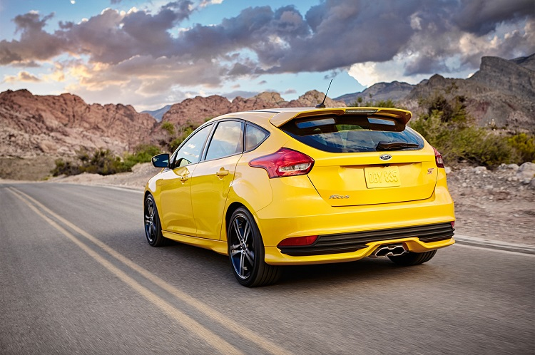 Новый Ford FocusST получит двигатель отRS