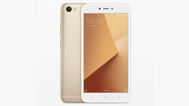 Вбазу TENAA добавили сиквел Xiaomi Redmi Note 5A