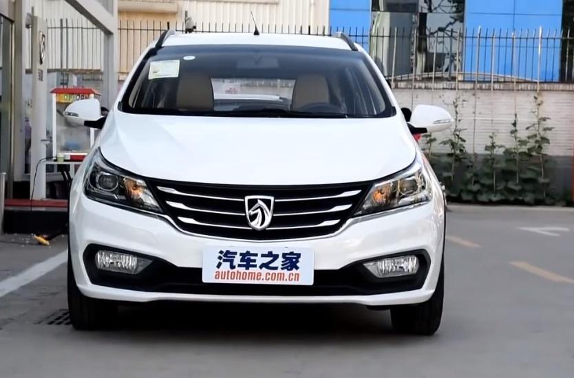 Улучшенный Baojun 310 Wagon представили общественности