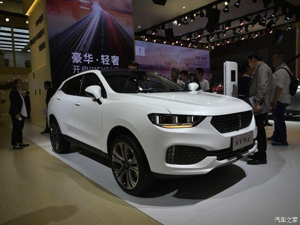 ВРФ появятся премиум-кроссоверы нового автомобильного бренда WEY