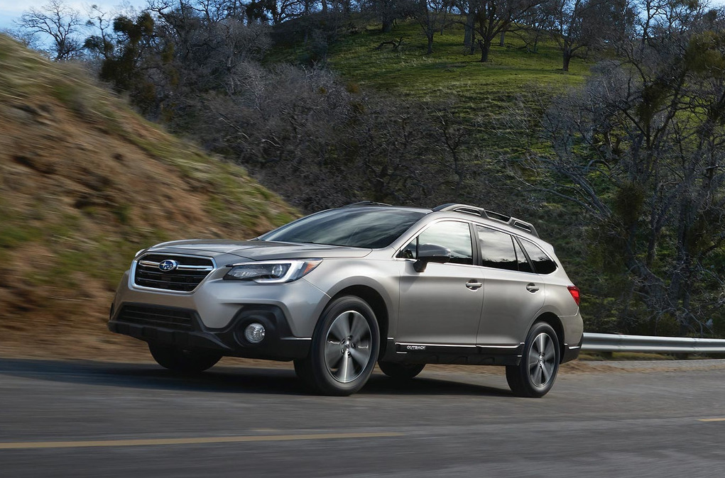 На российском рынке стартовали продажи обновленного Subaru Outback