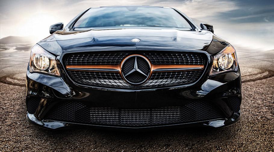 Ателье Vilner доработало модель Mercedes Benz CLA