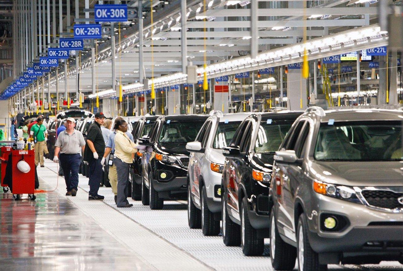 Киа Motors построит завод вИндии— превосходные планы