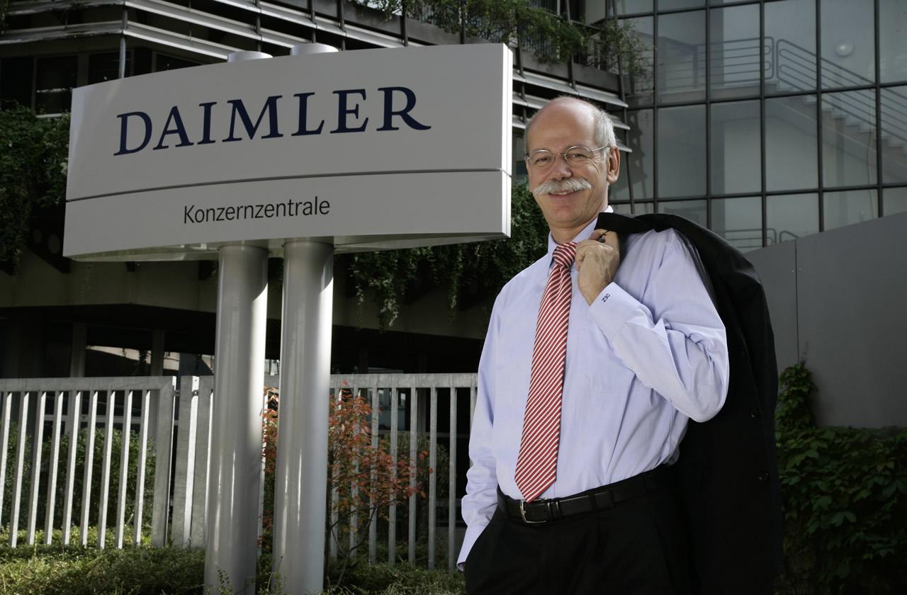 Чистая прибыль Daimler увеличилась в1-м квартале вдва раза