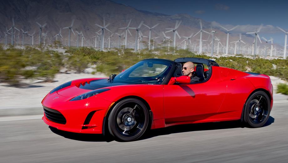 Tesla работает над выпуском самого быстрого Tesla Roadster