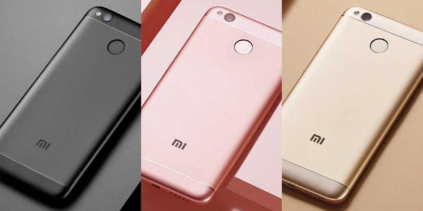 В Российской Федерации Xiaomi Redmi 4X реализуют за7 тыс. руб.