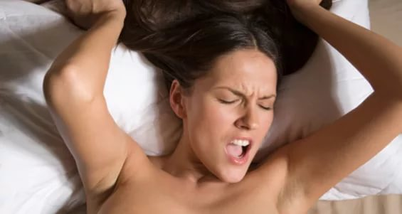 самые шокирующие оргазмы