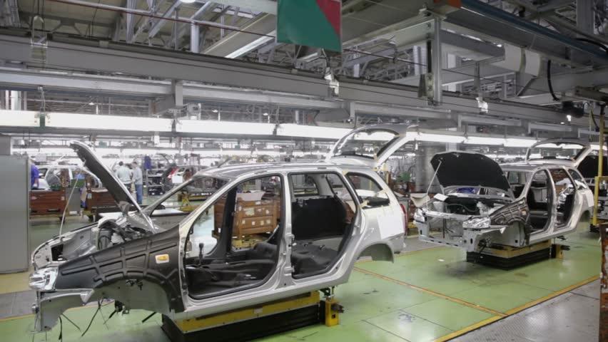 «АвтоВАЗ» остановит производство со2мая всвязи скорпоративным отпуском
