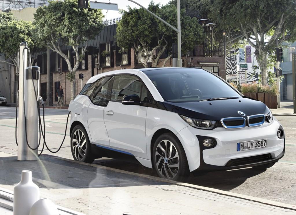 BMW не планирует выпускать серийный электрокар