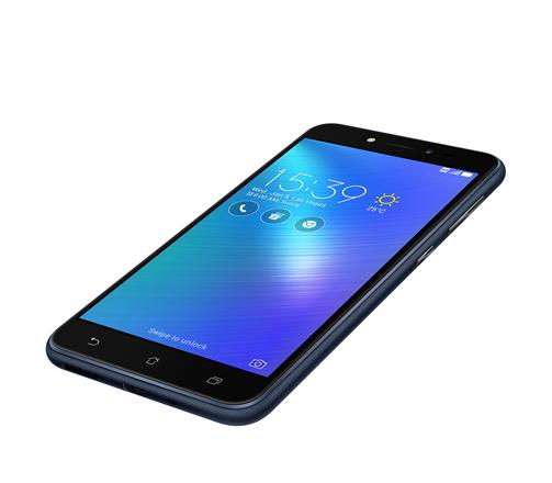 Смартфон Asus Zenfone Live L1 получилОС андроид Go
