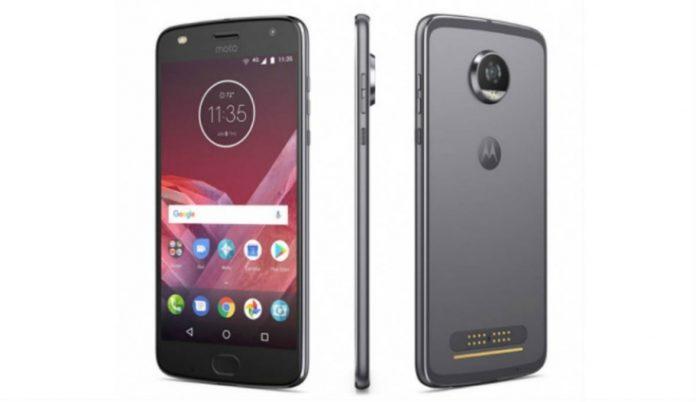 В сети появились изображения смартфона Moto Z3 Play