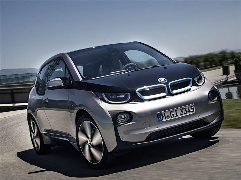 БМВ представила лимитированную серию i3 Carbon Edition
