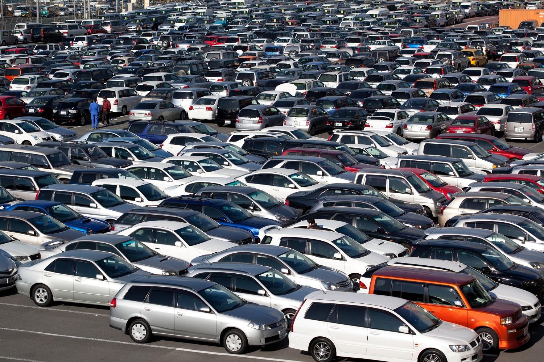 Британский рынок автомобилей весной вырос на10%