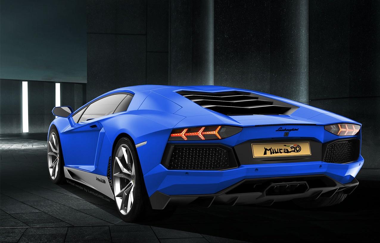 Опубликованы снимки самого красивого автомобиля бренда Lamborghini
