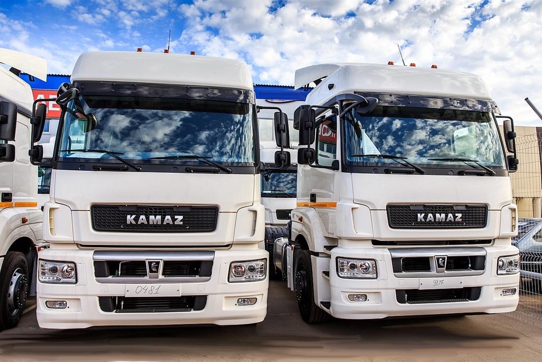КамАЗ увеличил производство на 8% в прошлом месяце