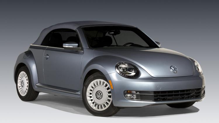 Модели Beetle иScirocco снимут спроизводства