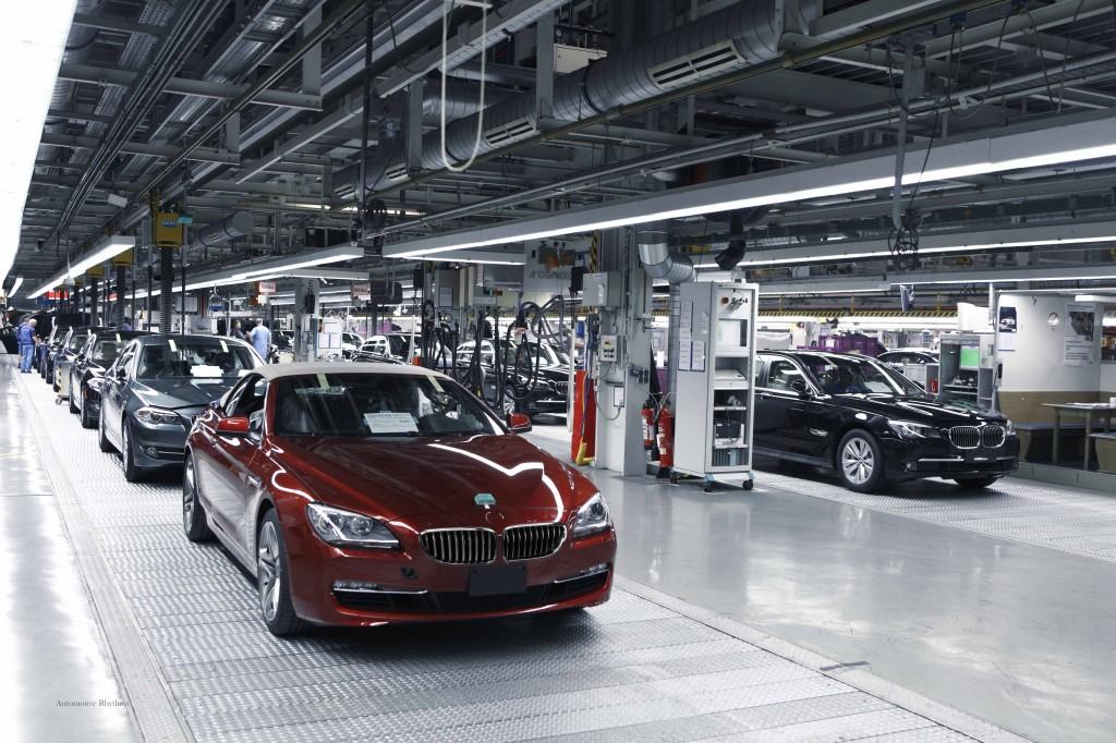 БМВ планирует к 2020г выпускать до3 млн авто