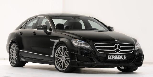 Тюнеры изBrabus доработали новое купе Мерседес Бенс CLS