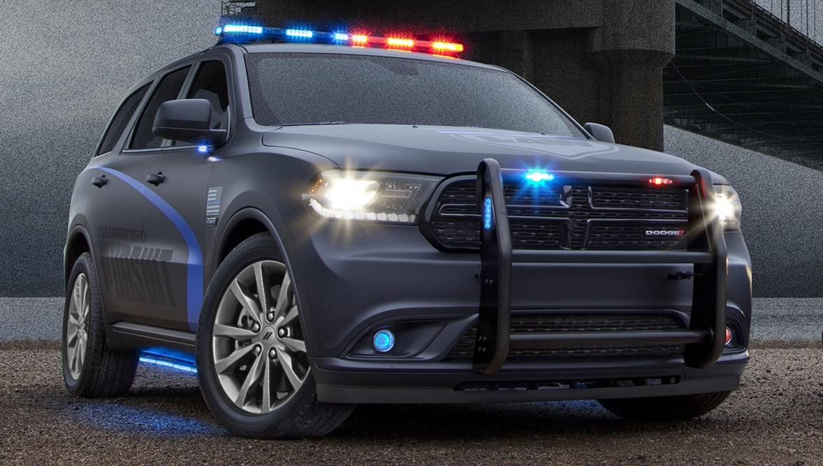 Dodge Durango превратили вполицейский автомобиль