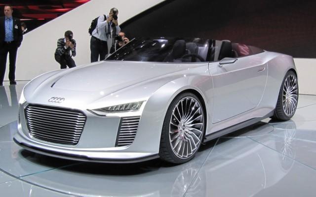 Audi создаст конкурента бюджетному Tesla Model 3
