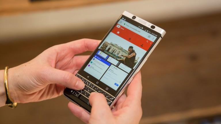 BlackBerry KEY² выйдет на рынок 7 июня