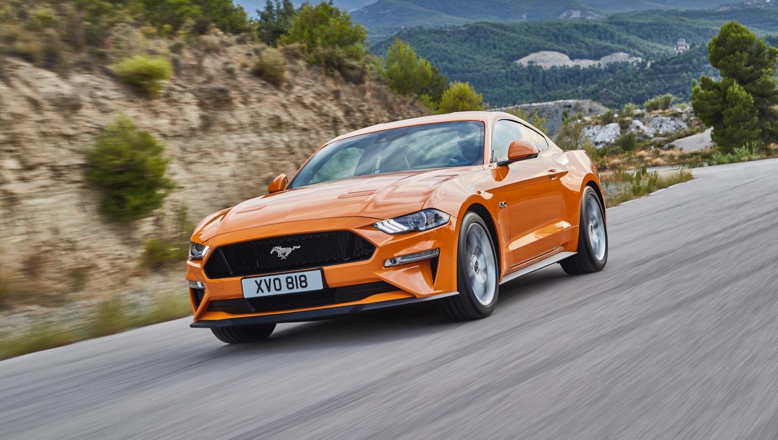 Опубликовано рекламное видео сновым Ford Mustang 2018