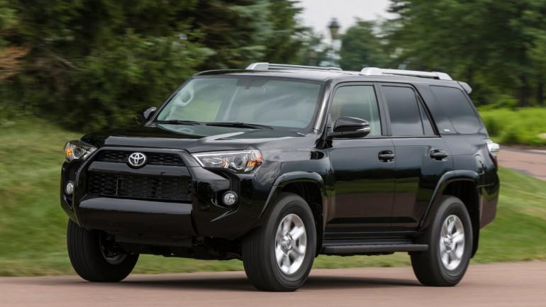 Тоёта возглавила рейтинг доходности на русском рынке SUV в нынешнем 2017 году